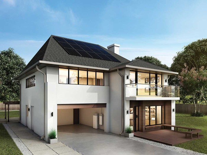 Home Solar Energy Storage