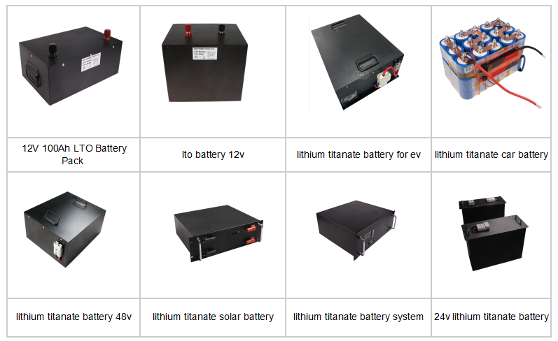 yinlong lithium titanate battery
