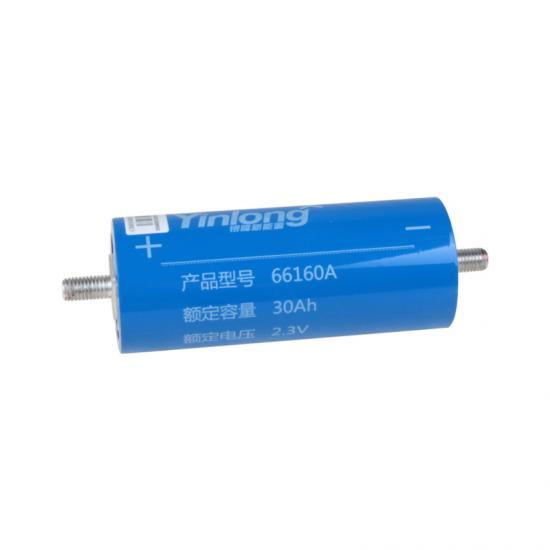 LTO 30ah 66160A Lithium Battery Cell
