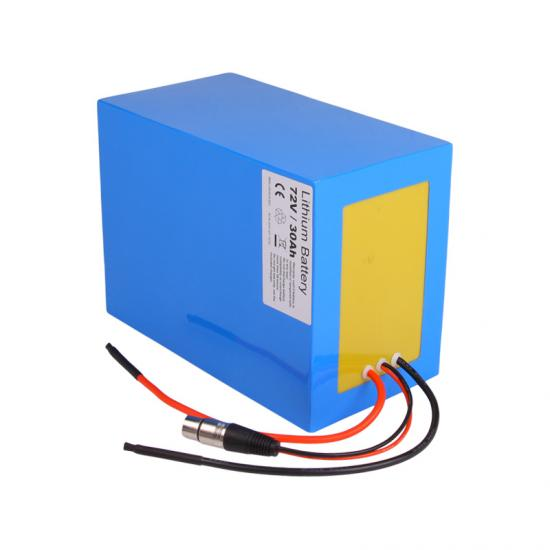 Lithium battery pack 72v30Ah
