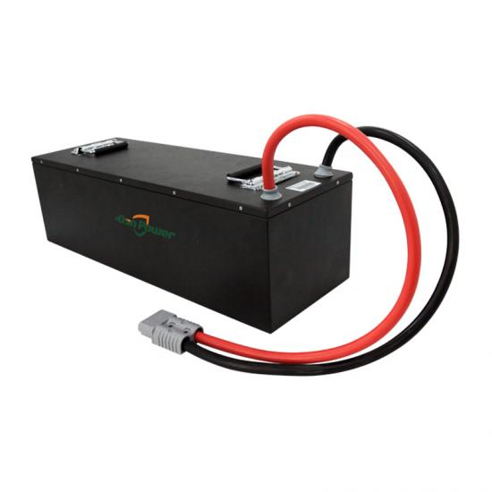 48V 100Ah golf cart battery