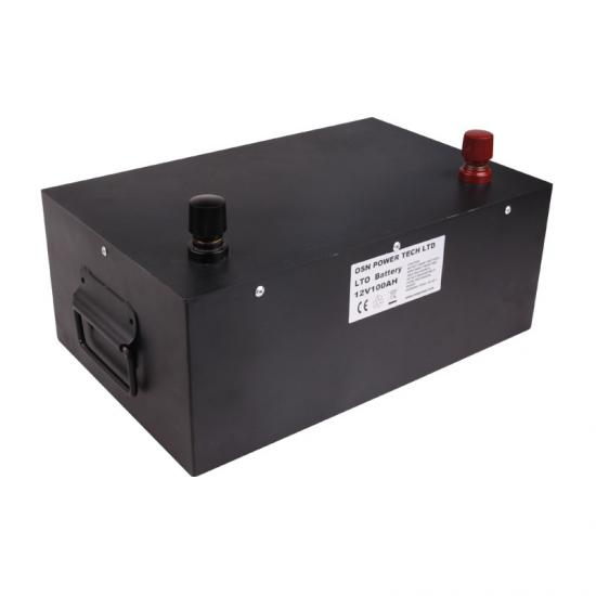 OSN 5S 12V 100Ah Lithium Titanate Car Battery