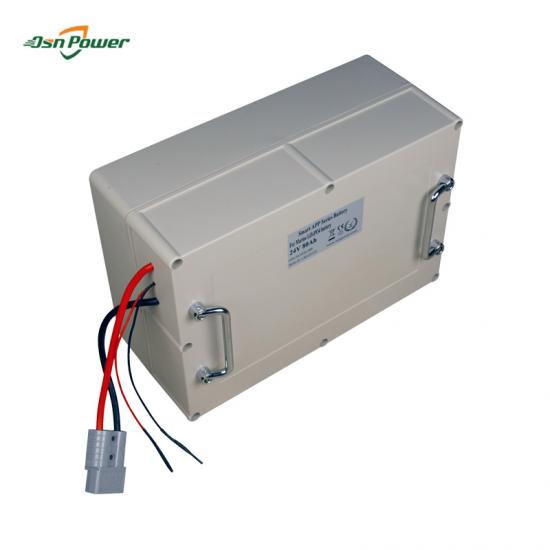 LiFePO4 24V 50Ah AGV Battery pack