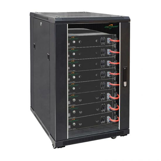 lithium battery pack 48v 200ah energy storage system