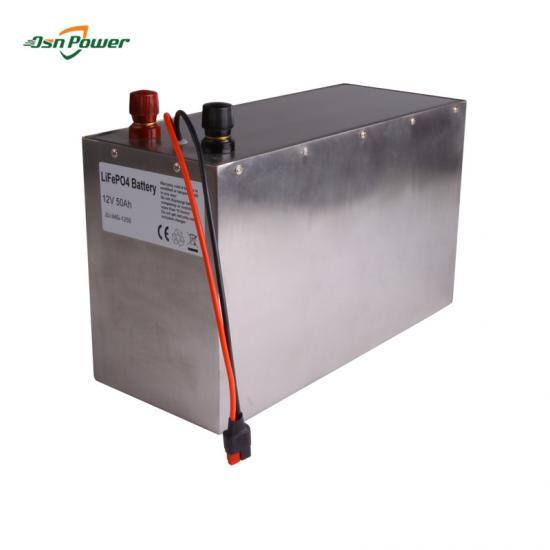 12V 100AH camping car battery