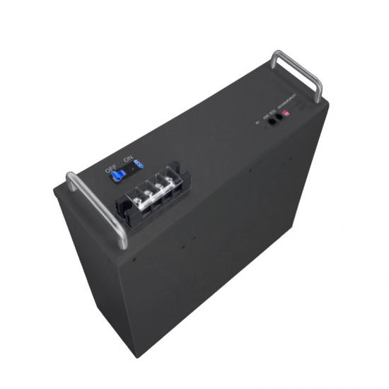 3.5U 5KWh 48V 100Ah LiFePO4 Battery Pack for Solar System 5000 Cycles
