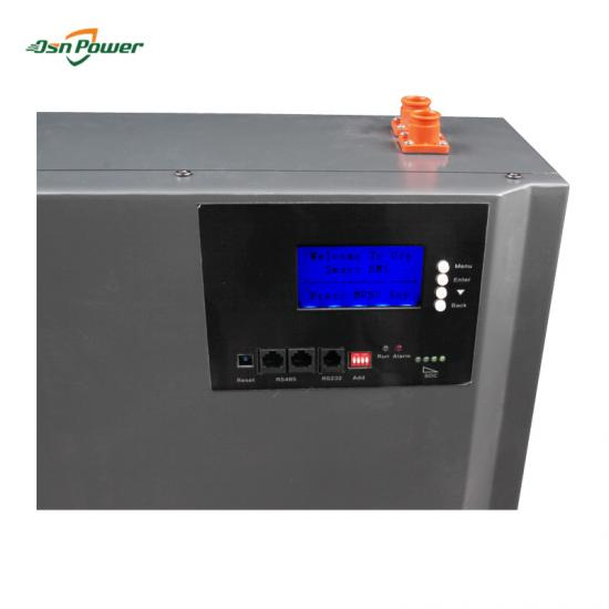 5 kwh Lithium 48V 100AH LiFePO4 Solar Energy Storage Battery Bank