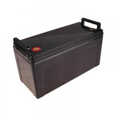 LiFePO4 12V 120AH RV battery pack