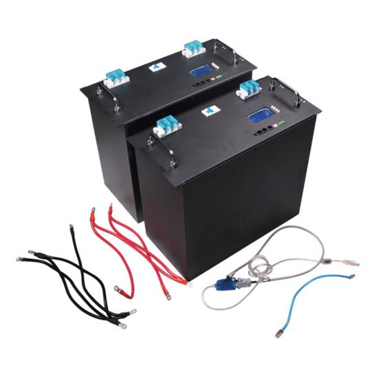 48V50Ah solar battery pack