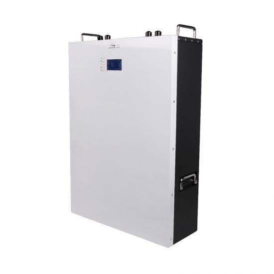 lithium titanate battery 48v 100ah power storage 5kwh powerwall home battery
