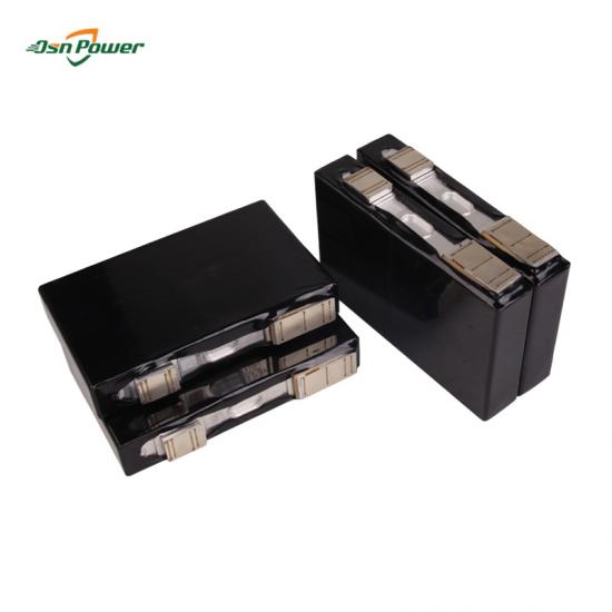 135*149*28MM Long Cycle Time Battery Solar 3.2V 40AH Capacity LiFePO4 Battery Cell