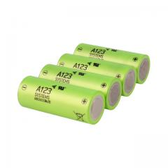 LifePO4 battery 3.2V 2.5Ah cylindrical lithium battery.