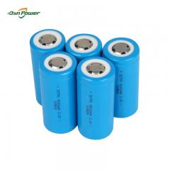 3.2v 32700 LiFePO4 Battery rechargeable lithium cell 6Ah for Deep Cycle Solar