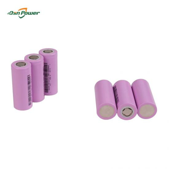 3.2V 2.5AH Lifepo4 cylindrical battery cell for segway
